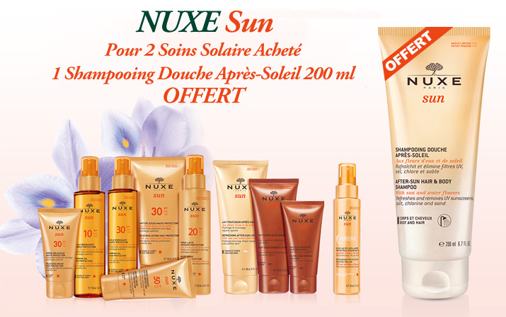 Nuxe solaires